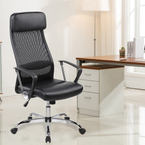 Executive High Back Fabrica Chair (8045-PU)