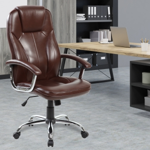 High-Back Executive Chair (9313-BR)