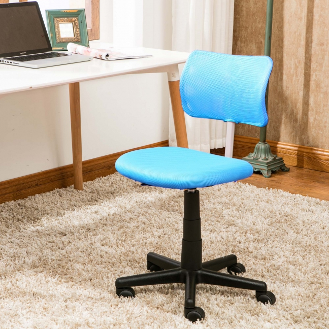 Low Back Office Chairs (8001-BL)