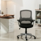 Adjustable Height Office Chair (8097-GR)